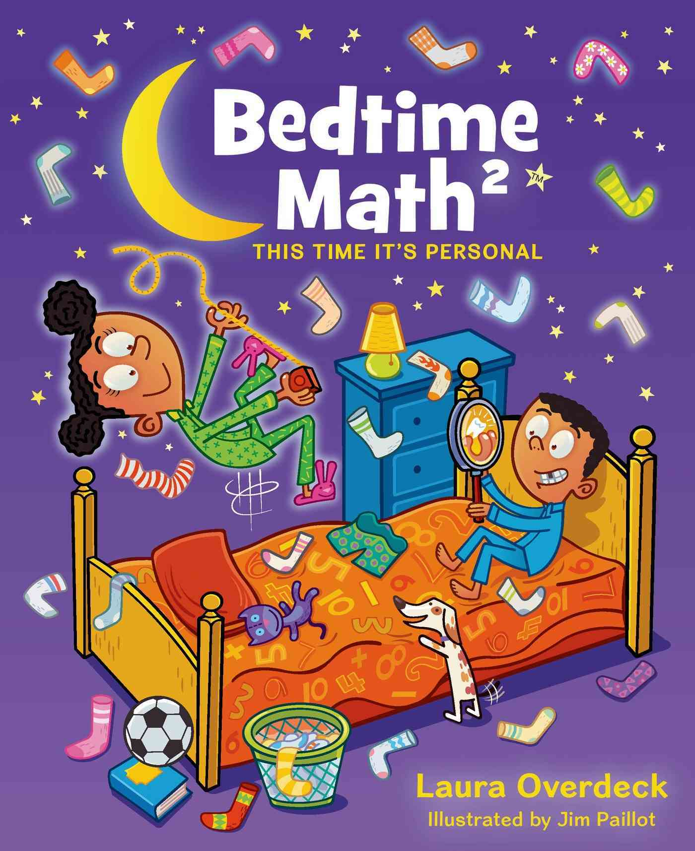 Bedtime Math 2 By Overdeck, Laura